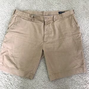 POLO khaki shorts